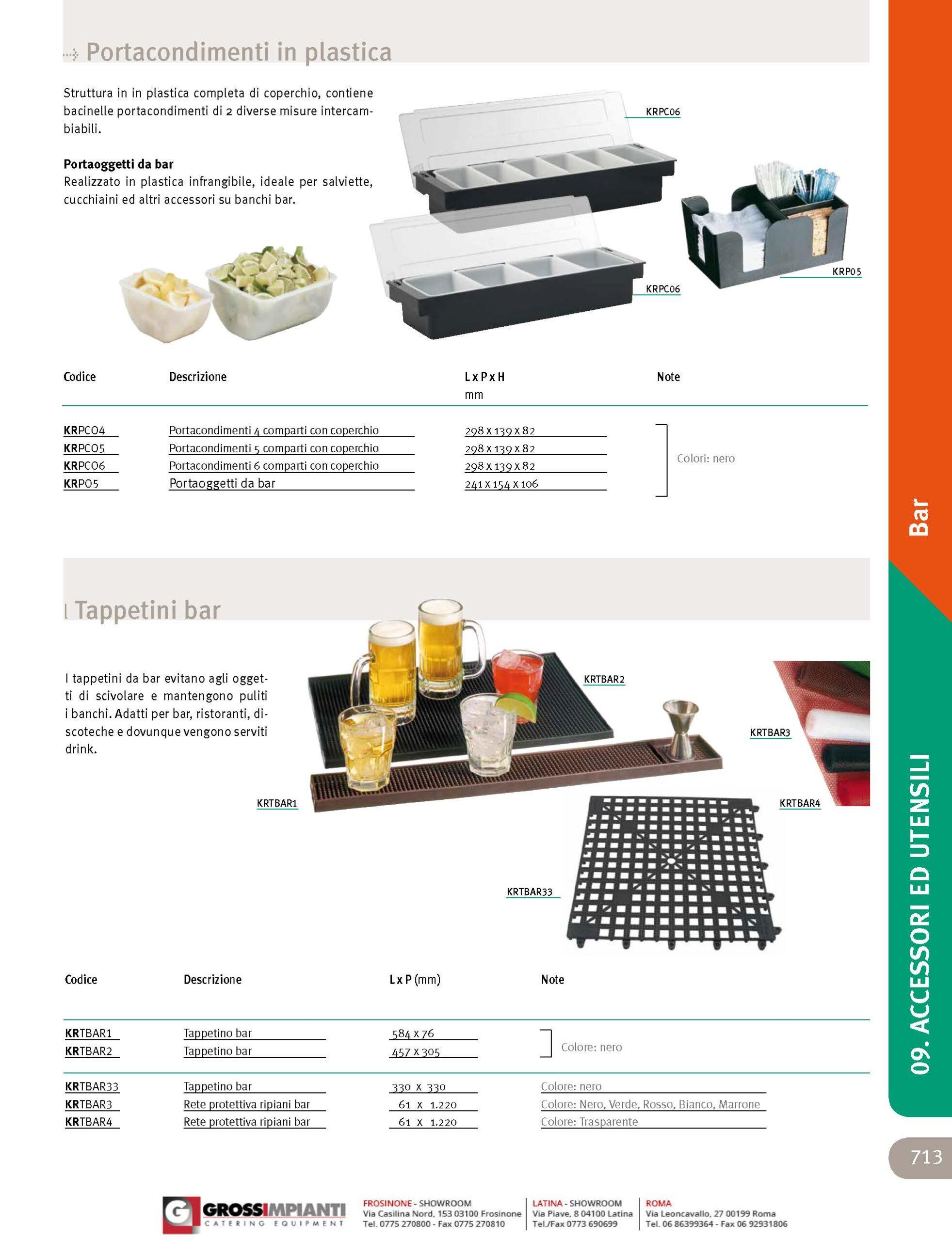 Accessori ed utensili
