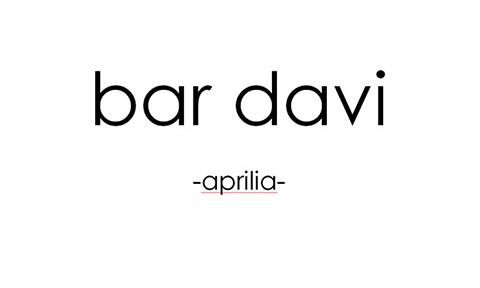 BAR DAVI